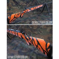 UHC W700 Super 9 UA314 Airsoft Rifle with Limited Edition Tiger Stripes